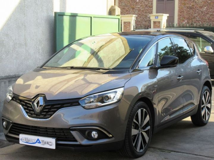 Renault Scenic 1.5 DCI 110CH ENERGY LIMITED EDC GRIS Neuf - 1