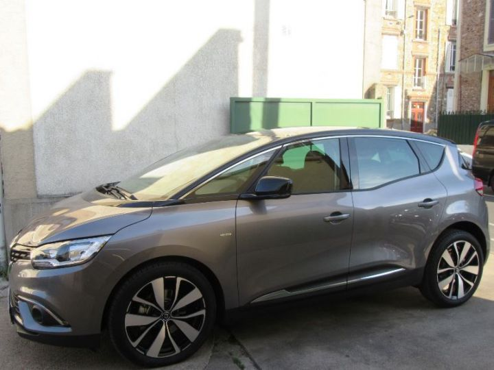 Renault Scenic 1.5 DCI 110CH ENERGY LIMITED EDC GRIS Neuf - 5