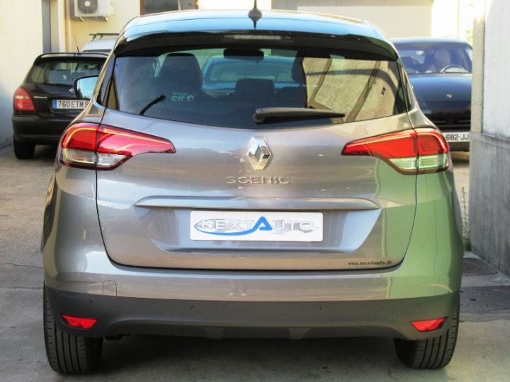 Renault Scenic 1.5 DCI 110CH ENERGY LIMITED EDC GRIS Neuf - 7