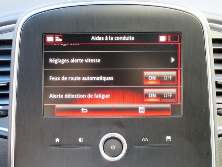 Renault Scenic 1.5 DCI 110CH ENERGY LIMITED EDC GRIS Neuf - 17