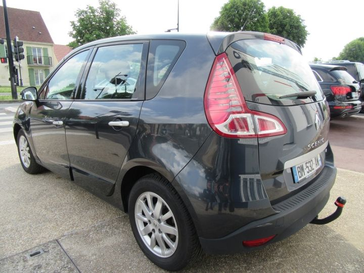 Renault Scenic 1.5 DCI 110CH FAP EXCEPTION EDC GRIS FONCE Occasion - 3