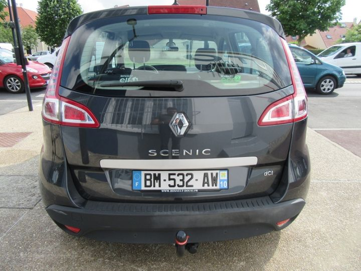 Renault Scenic 1.5 DCI 110CH FAP EXCEPTION EDC GRIS FONCE Occasion - 7