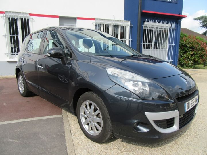 Renault Scenic 1.5 DCI 110CH FAP EXCEPTION EDC GRIS FONCE Occasion - 16