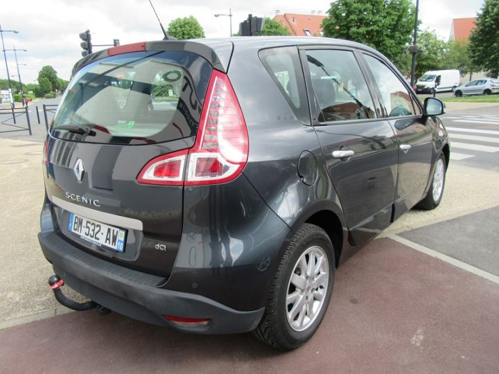 Renault Scenic 1.5 DCI 110CH FAP EXCEPTION EDC GRIS FONCE Occasion - 17