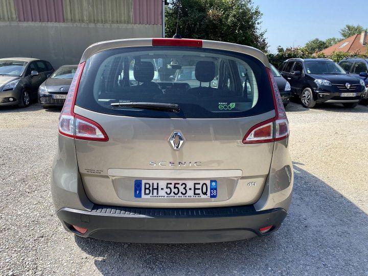 Renault Scenic 1.5 DCI 110CH FAP EXPRESSION EDC Beige - 4