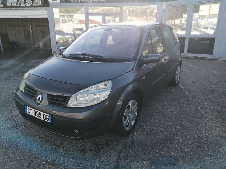 Renault Scenic GRIS METAL Occasion - 1