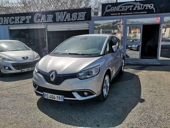 Renault Scenic Gris Occasion - 2