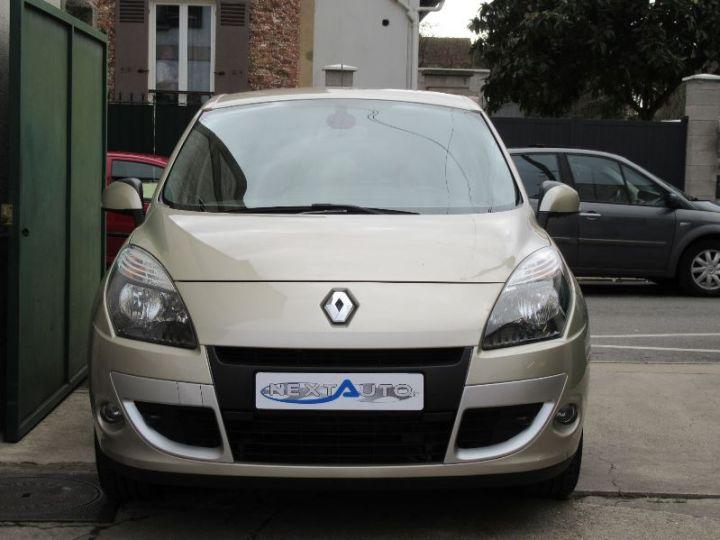 Renault Scenic 2.0 16V 140CH DYNAMIQUE CVT GRIS SABLE Occasion - 16