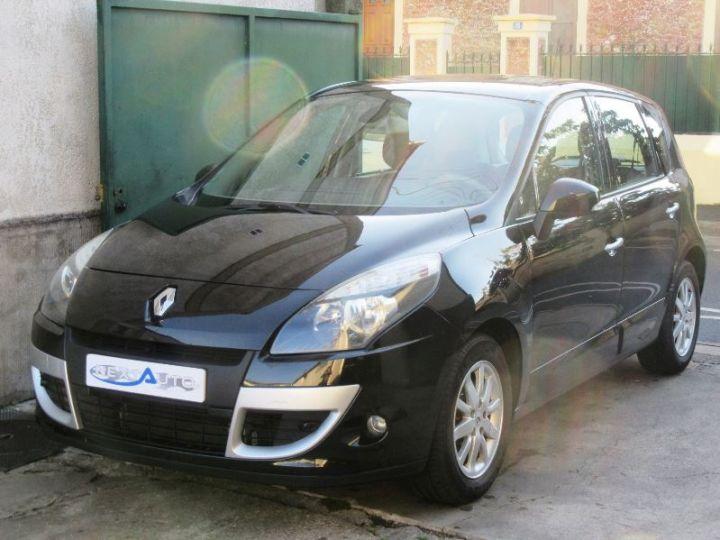 Renault Scenic 2.0 16V 140CH JADE CVT NOIR Occasion - 1