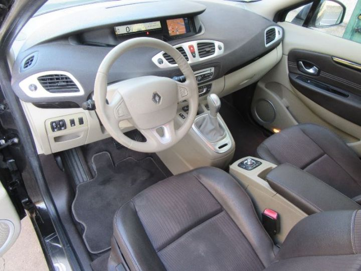 Renault Scenic 2.0 16V 140CH JADE CVT NOIR Occasion - 2