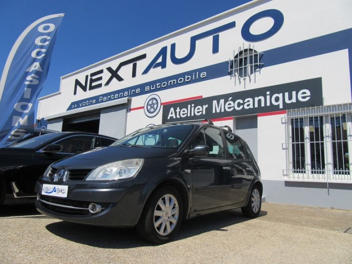 Renault Scenic 2.0 DCI 150CH JADE Gris Fonce Occasion - 1