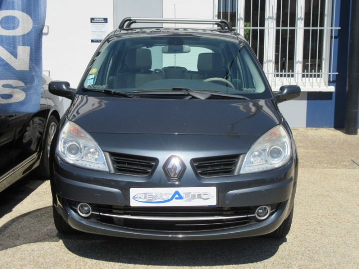 Renault Scenic 2.0 DCI 150CH JADE Gris Fonce Occasion - 6