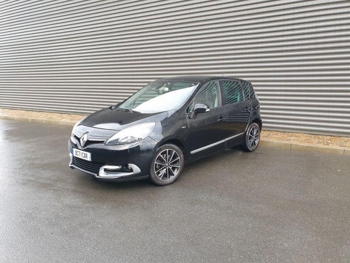 Renault Scenic 3 iii 1.6 dci 130 energy bose i Noir Occasion - 1