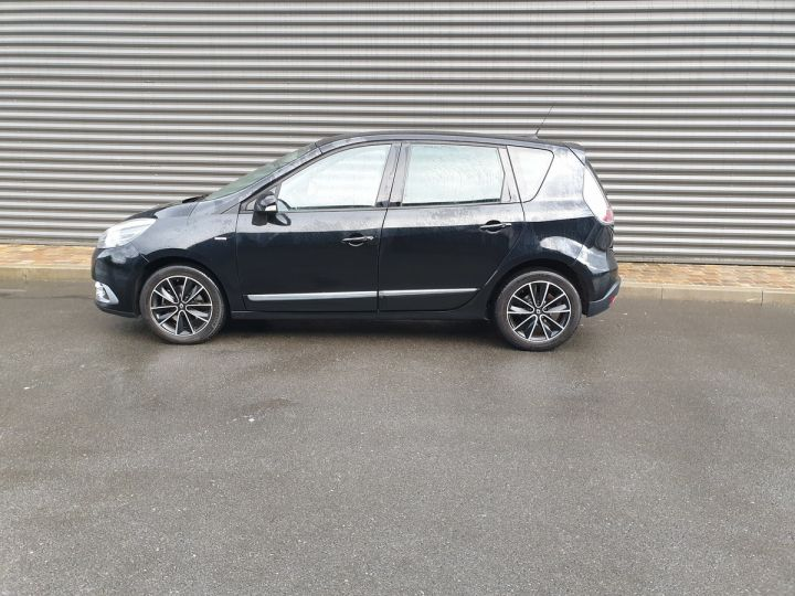 Renault Scenic 3 iii 1.6 dci 130 energy bose i Noir Occasion - 4