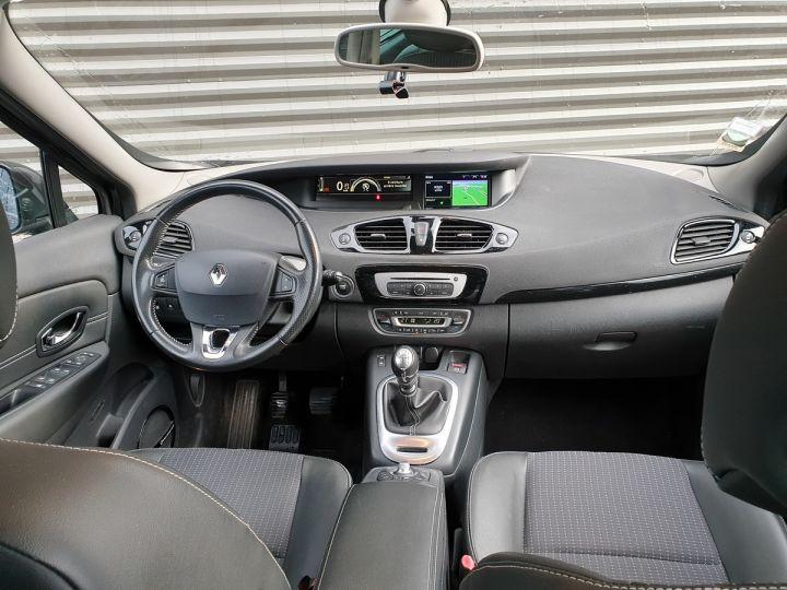 Renault Scenic 3 iii 1.6 dci 130 energy bose i Noir Occasion - 5