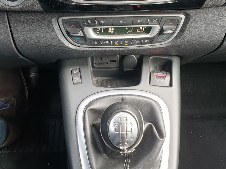 Renault Scenic 3 iii 1.6 dci 130 energy bose i Noir Occasion - 15