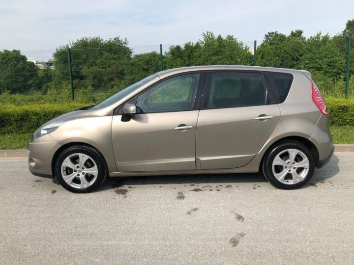 Renault Scenic 3 III 19 DCI 130 DYNAMIQUE Gris Occasion - 4