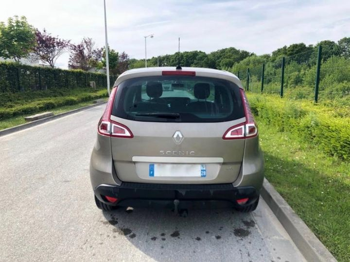 Renault Scenic 3 III 19 DCI 130 DYNAMIQUE Gris Occasion - 6