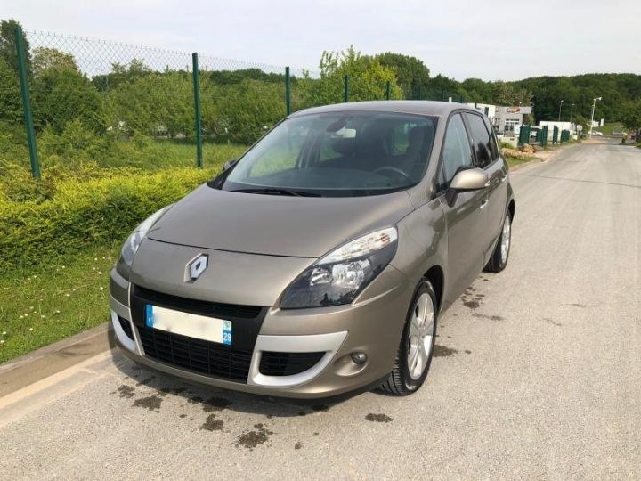 Renault Scenic 3 III 19 DCI 130 DYNAMIQUE Gris Occasion - 7