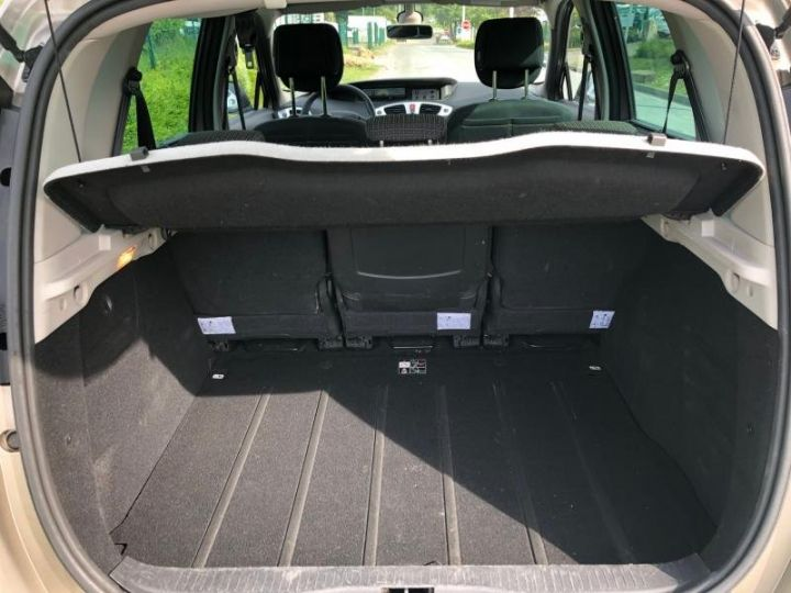Renault Scenic 3 III 19 DCI 130 DYNAMIQUE Gris Occasion - 12