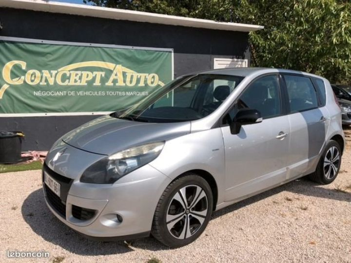 Renault Scenic BOSE GRIS METAL Occasion - 1