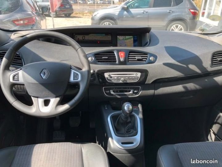 Renault Scenic BOSE GRIS METAL Occasion - 5
