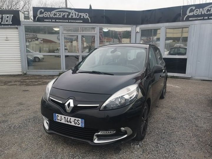 Renault Scenic BOSE NOIR METAL Occasion - 2