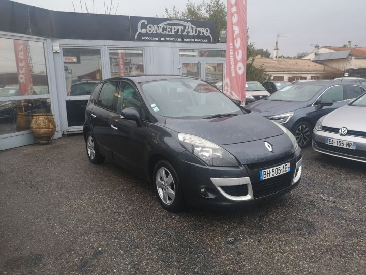 Renault Scenic DYNAMIQUE GRIS FONCE Occasion - 1