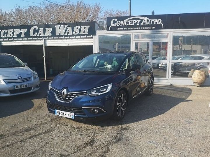 Renault Scenic EDITION ONE BLEU FONCE Occasion - 1