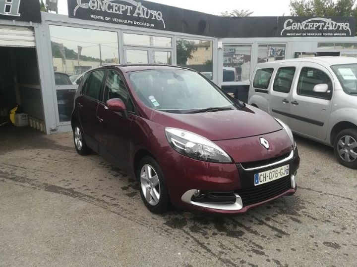 Renault Scenic EXPRESSION grenade metal Occasion - 1