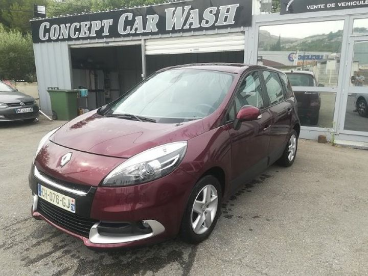 Renault Scenic EXPRESSION grenade metal Occasion - 2