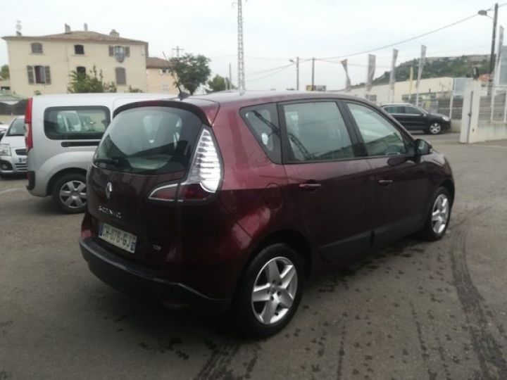 Renault Scenic EXPRESSION grenade metal Occasion - 4