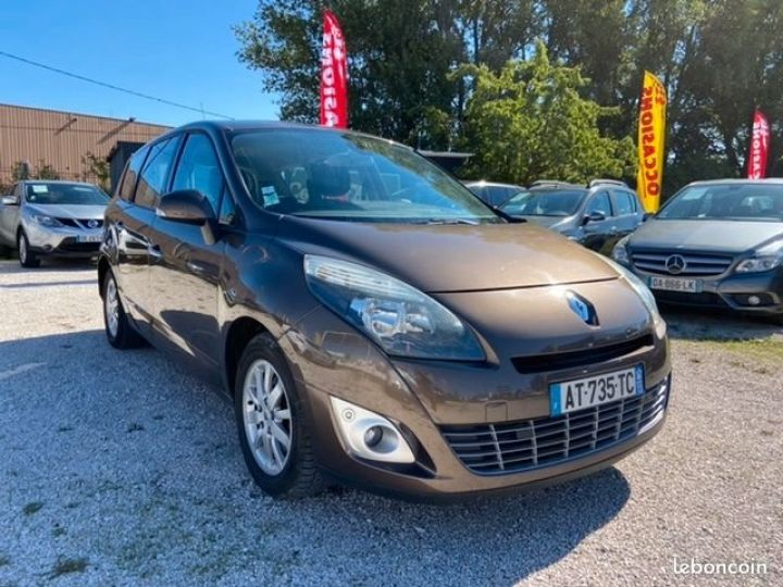 Renault Scenic grand scénic dci 130 cv Beige Occasion - 2