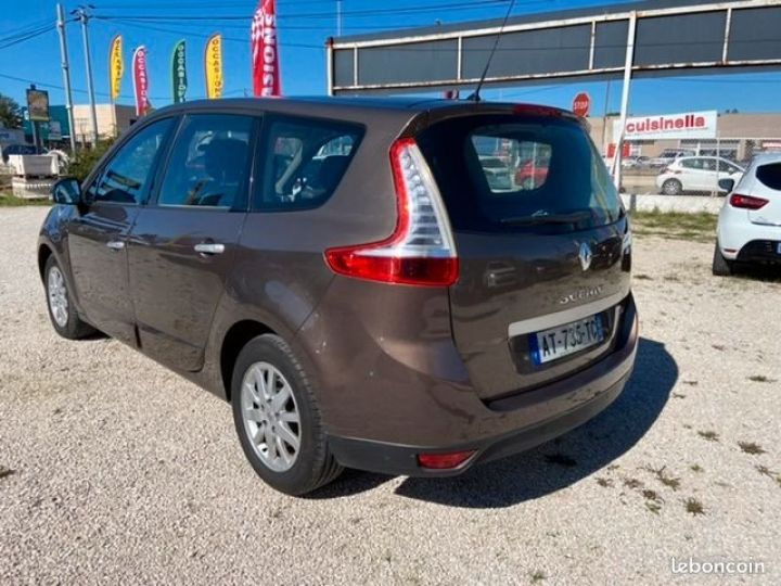 Renault Scenic grand scénic dci 130 cv Beige Occasion - 3