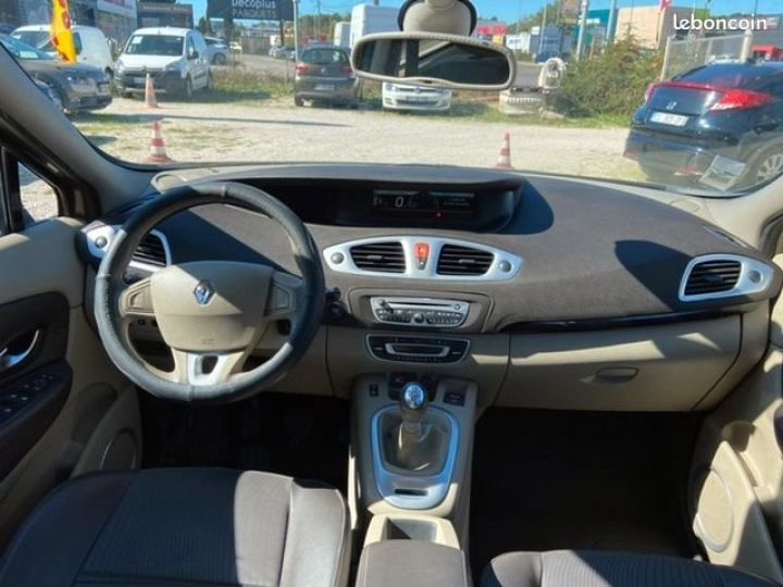 Renault Scenic grand scénic dci 130 cv Beige Occasion - 4