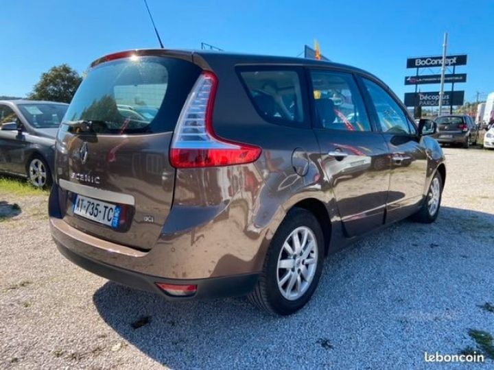 Renault Scenic grand scénic dci 130 cv Beige Occasion - 5