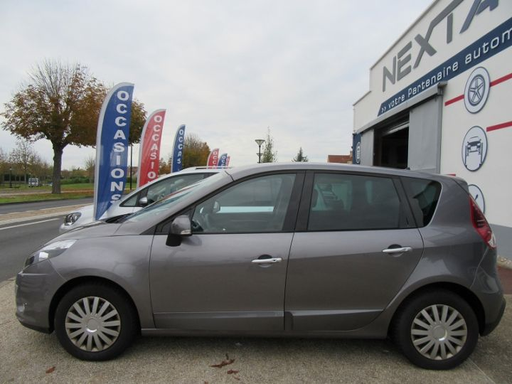 Renault Scenic III BVA 2.0 16V 140CH DYNAMIQUE Gris Fonce Occasion - 5
