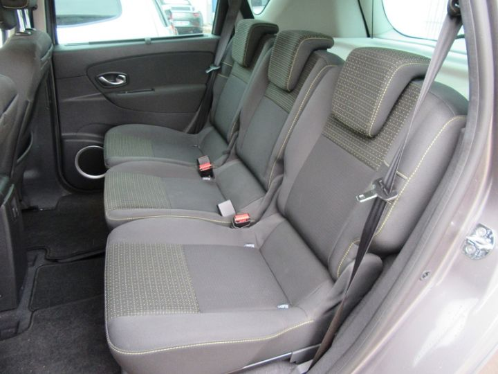 Renault Scenic III BVA 2.0 16V 140CH DYNAMIQUE Gris Fonce Occasion - 6