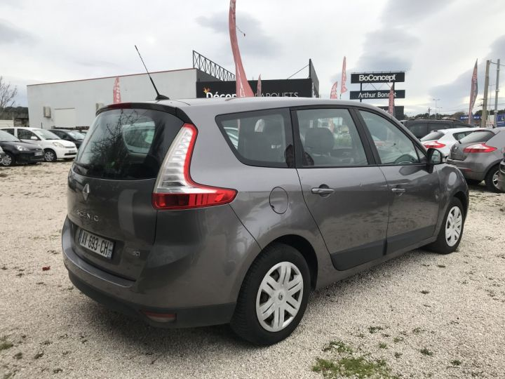 Renault Scenic TOMTOM GRIS FONCE METAL Occasion - 3