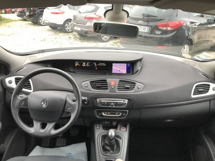 Renault Scenic TOMTOM GRIS FONCE METAL Occasion - 5