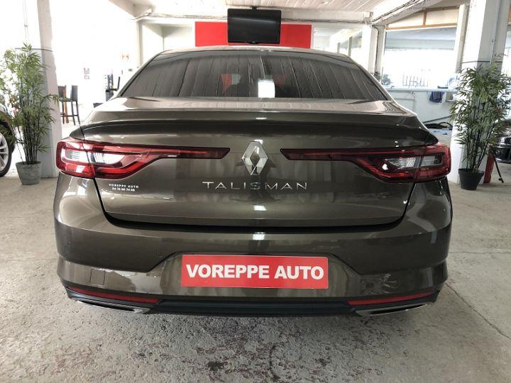 Renault Talisman 1.6 DCI 160CH ENERGY INTENS EDC Marron - 5