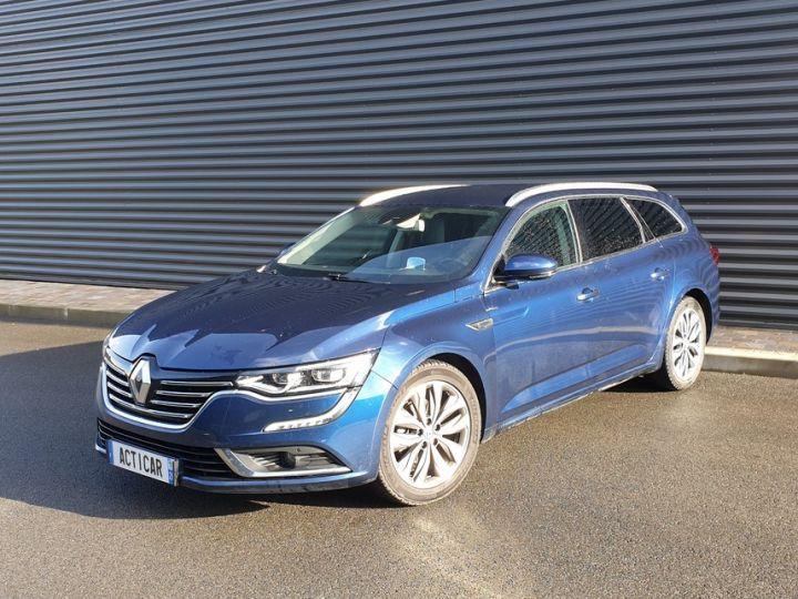 Renault Talisman estate 1.6 dci 130 intens bva Bleu Occasion - 1