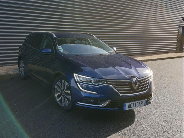 Renault Talisman estate 1.6 dci 130 intens bva Bleu Occasion - 2