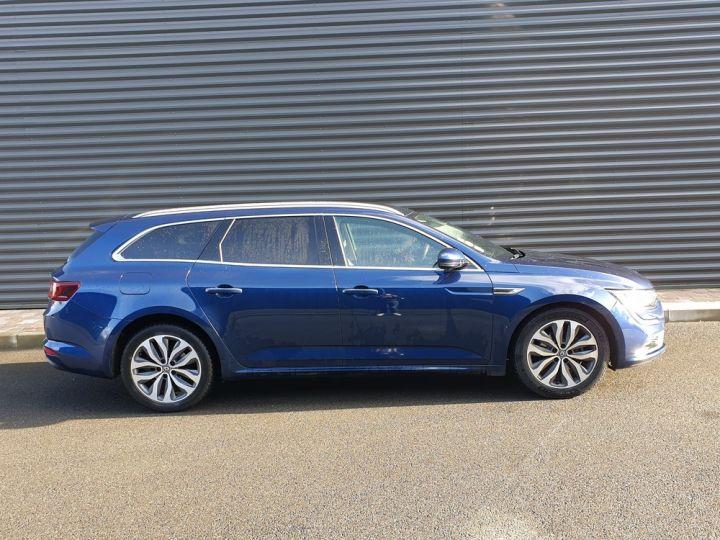 Renault Talisman estate 1.6 dci 130 intens bva Bleu Occasion - 3