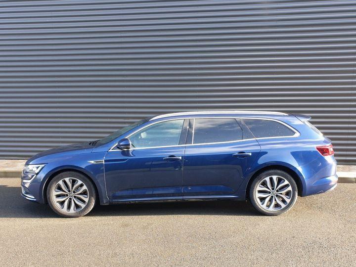 Renault Talisman estate 1.6 dci 130 intens bva Bleu Occasion - 4