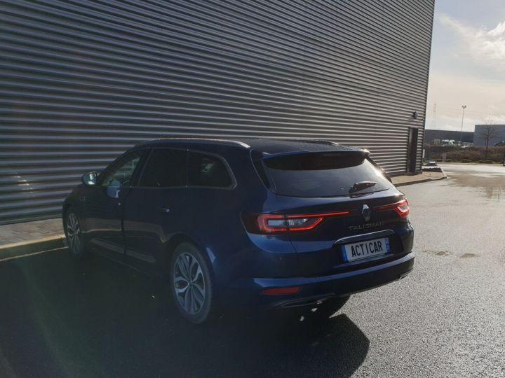 Renault Talisman estate 1.6 dci 130 intens bva Bleu Occasion - 20