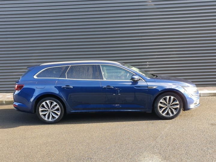Renault Talisman estate 1.6 dci 130 intens bva i Bleu Occasion - 3