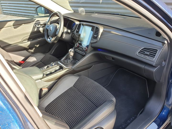 Renault Talisman estate 1.6 dci 130 intens bva i Bleu Occasion - 7