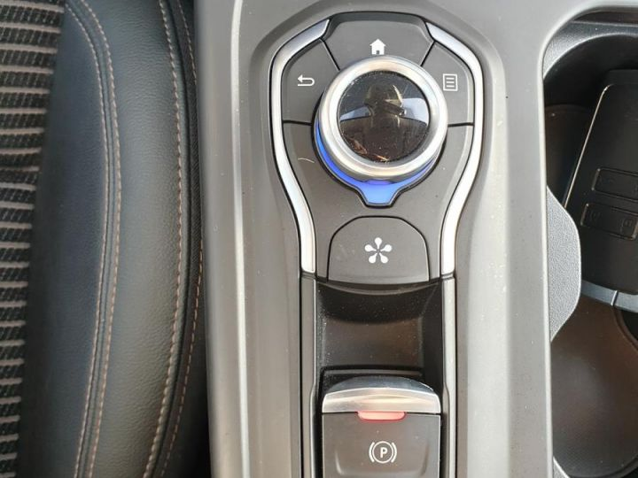 Renault Talisman estate 1.6 dci 130 intens bva i Bleu Occasion - 16
