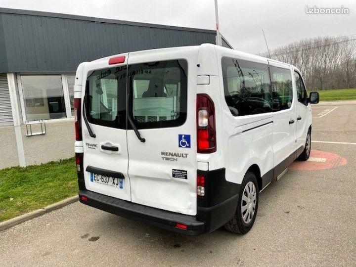 Renault Trafic combi l2h1 125ch 8 places tpmr  - 2